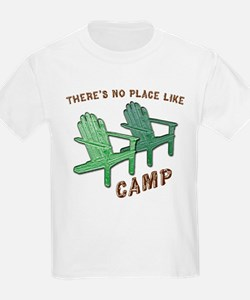 No Place Like Camp - T-Shirt