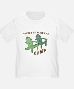 No Place Like Camp - T