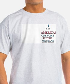 One voice United we stand T-Shirt