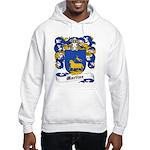 Martine Coat of Arms Hooded Sweatshirt