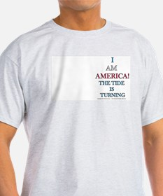 The tide is turning ! T-Shirt