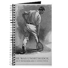 He Was Unorthodox - Journal, Notepad ot Notebook