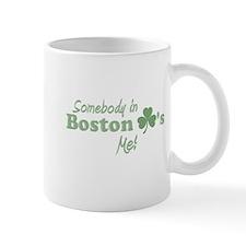 Somebody in Boston Mug