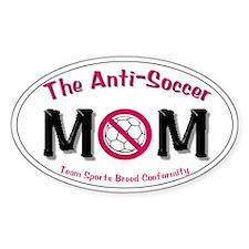 Anti-Soccer Moms Decal