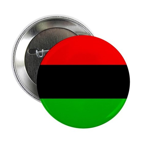 """African American Flag 2.25"""" Button (100 pack)"""