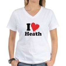 I heart heath Shirt