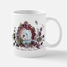 Westie Portrait Dog Art Mug