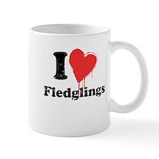i heart fledglings Mug