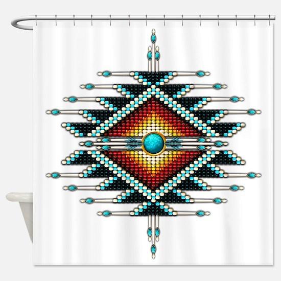Cute Southwest Shower Curtain