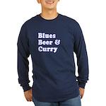 B.B.C Long Sleeve Dark T-Shirt