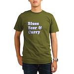B.B.C Organic Men's T-Shirt (dark)