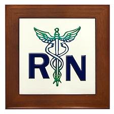 Unique School of medicine Framed Tile