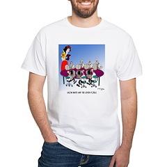 Snow White and the 7 Dorks Shirt