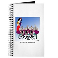 Snow White and the 7 Dorks Journal