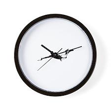 Layout Bid Wall Clock