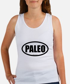 Paleo auto decal Women's Tank Top