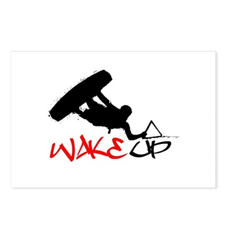 Wakeup Postcards (Package of 8)