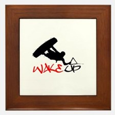 Wakeup Framed Tile
