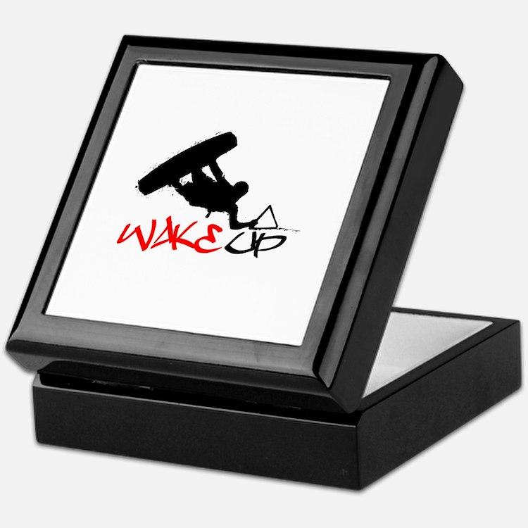 Wakeup Keepsake Box
