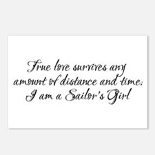 True Love Survives Postcards (Package of 8)