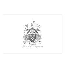 The Tennis Emporium - Postcards (Package of 8)