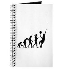 Tennis Evolution - Journal, Notepad, or Notebook