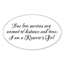 True Love Survives Decal