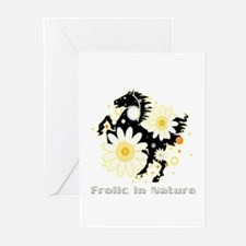Frolic in Nature Greeting Cards (Pk of 20)