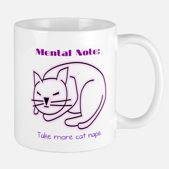 More Cat Naps Mug