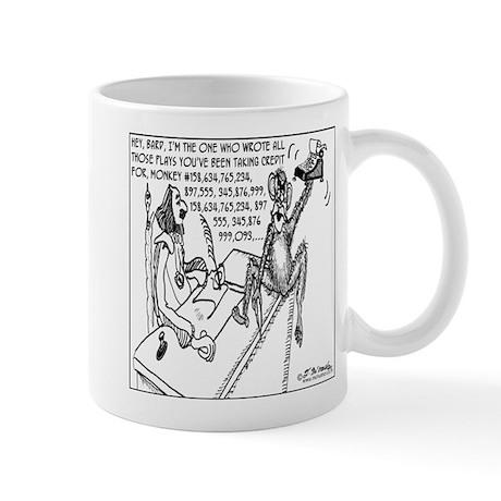 Shakespeare's Monkey Mug