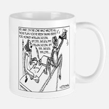 Shakespeare's Monkey Mug