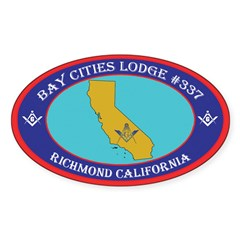 Bay Cities Lodge Decal