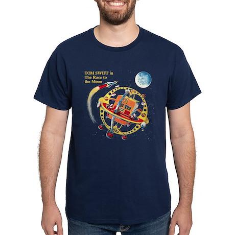 Race to the Moon Dark T-Shirt