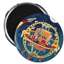 Tom Swift Junior Challenger Magnet