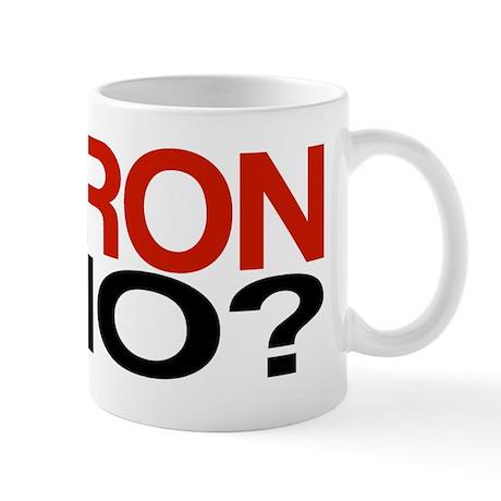Lebron Who? Mug