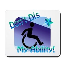 """""""Disable This!"""" Mousepad"""