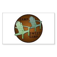 Camp Sweet Camp - Decal