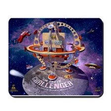Challenger 100th Mousepad