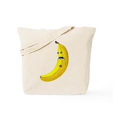 Banana Monster Tote Bag