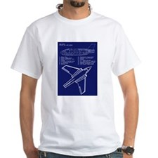 Sky Queen Blueprint Shirt