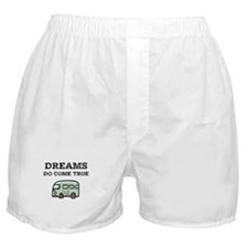 Dreams Do Come True Boxer Shorts