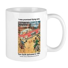 Tom Swift and his Flying Car Mug