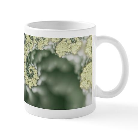 Coral Fractal Mug