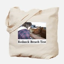 Reneck Breath Test Tote Bag