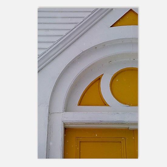 St Mathew's Door Postcards (Package of 8)