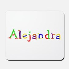 Alejandra Balloons Mousepad