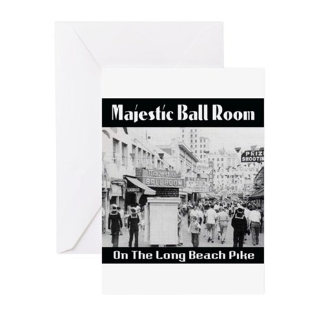 Majestic Ball Room Greeting Cards (Pk of 10)