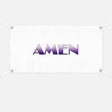 AMEN Banner
