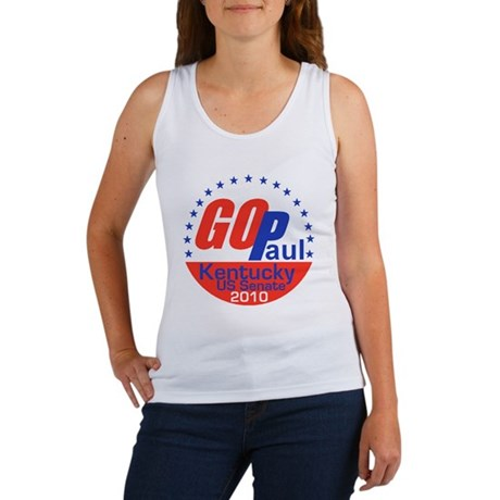 Paul GOP Women's Tank Top