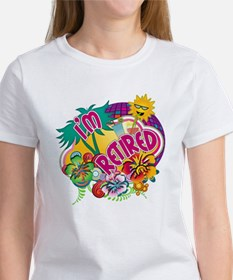 Tropical Retirement Women's T-Shirt